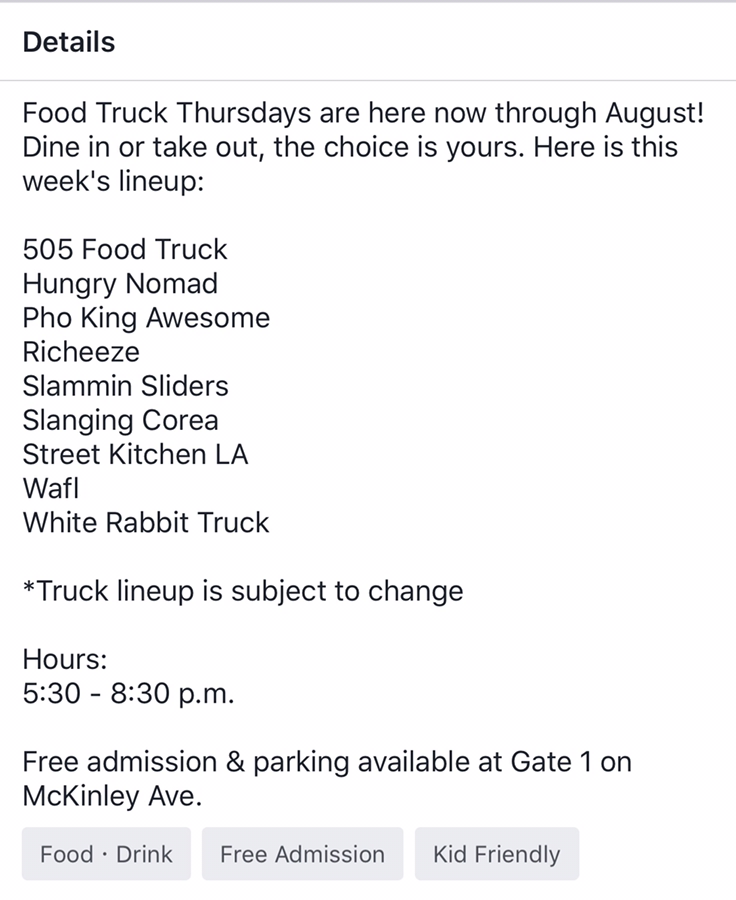 Share this looking for food trucks   Helping you find a food truck in LA  OC  . Costa Mesa Fairgrounds Food Trucks. Home Design Ideas